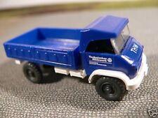 1/87 wiking unimog s 404 thw pick-up, modèle de set