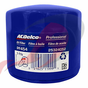 Genuine GM ACDelco Engine Oil Filter PF454 PF454F