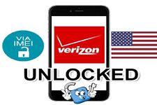 SAMSUNG GALAXY S9 or S9+ Only Verizon Unlock service Super Fast 5min.!!!