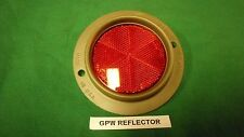 """Jeep Willys FORD GPW Early Ford Script Reflector """"F"""" Guide A2 G503"""