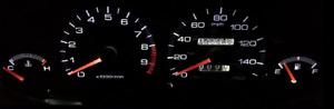 White Gauge Cluster LED Bulb KIT for Acura Integra DC2 DC4 DB8 1994-2001