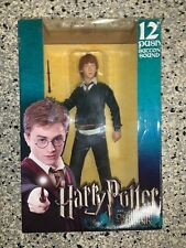 "12"" NECA Harry Potter - Order of Phoenix RON WEASLEY Electronic Sound! RARE!!"