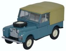Oxford Diecast 76lan188023 Land Rover series 1 88 Canvas Marine Blue 1/76 Oo/ho