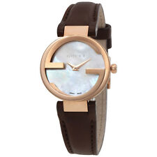 Gucci Interlocking Automatic Ladies Watch YA133516