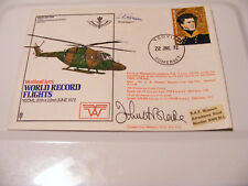 Westland  Lynx  World Record Flight Cover (C14) Signed  & Numbered  1440 Of 2000