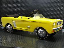 1965 Mustang Ford Pedal Car A Vintage Metal Show GT Hot T Rod Midget Model