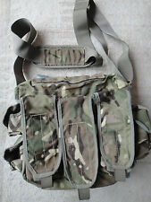 British Army Grab Bag MTP Ammunition Bag Fishing Hunting Holdall Paintball Used