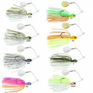 Storm Gomoku Spinnerbait // GSB11 // 8cm 11g Fishing Lures (Choice of Colors)