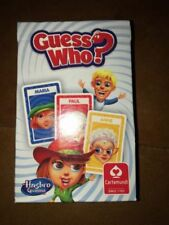 Guess Who? Cards Modern Board & Traditional Games