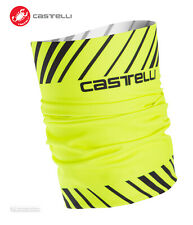 NEW Castelli ARRIVO 3 Thermo Head Thingy Neck Gaiter/Wrap : YELLOW FLUO