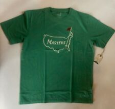 Masters Map Green Medium T-Shirt 1934 Collection Augusta National New