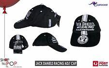 JACK DANIELS V8 SUPERCAR RACING BASEBALL ADJ CAP Holden Nissan Motorsport Bogan