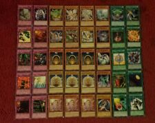 Yu-Gi-Oh Hieratic Dragon Deck - 40 cards complete BONUS 5 cards