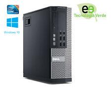 Dell Optiplex Dell 790 SFF i5-2400S 2.5GHz 8 GB 250 Gb DVD W10