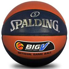 Tf-1000 Legacy - Official Big V Game Ball Basketball Size 6 Indoor Spalding