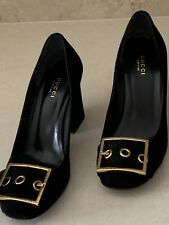 Gucci Shoes Size 37.5 Worn One Time Still New Perfect Condition