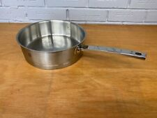 Zwilling Prime 24cm Stainless Steel Simmering / Saute Pan