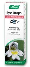A. Vogel Extra Moisturising Eye Drops for dry,irritated, tired eyes 10ml