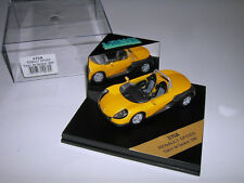 Vitesse 1/43 Renault Spider yellow/ dark grey