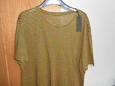 AllSaints Loose Fit Striped T-Shirts for Men