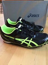 New Asics Men's Running / Track Shoes Hyper MD5 Size US 6