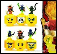 BLACK SON OF GARMADON v KAI NINJAGO N4 fit lego