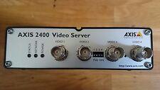 Achse 2400 4-Kanal Video Server CCTV IP Netzwerk-Encoder-kostenloser Versand