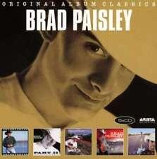 CD de musique country Brad Paisley sans compilation