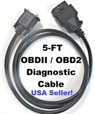 OBDII cables bulk packed for Discount Tire Bartec USA WRTOBD003B-DT
