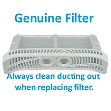 HOTPOINT Tumble Dryer Lint /& Fluff Filter TD00G VTD20G VTD60G Genuine Spare Part