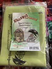 Spellground Playmat 2 Player - Hallowed Ground Khalsa Brain Games