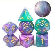 Galaxy Concept Dice Set