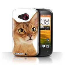 Handy-Etuis aus Kunststoff für das HTC Desire C