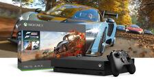 Xbox One X 1TB Bundle inkl. Forza Horizon 4 & Forza 7 NEU OVP Rechnung