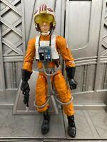 "Star Wars The Black Series Hasbro Snowspeeder LUKE SKYWALKER 6"" Action Figure 1"