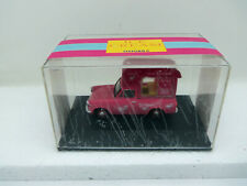 OXFORD DIECAST 1/43 - ANG013 FORD ANGLIA ICE CREAM VAN - TONIBELL