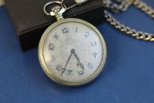 """MOLNIJA 3602 TALE ABOUT THE URAL USSR SOVIET POCKET WATCH """"Wolves"""" """"Wolf"""""""
