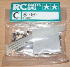 Tamiya 58349 Subaru Impreza WRC/RX-7/TT01D, 9400300/19400300 pièces métalliques Sac C