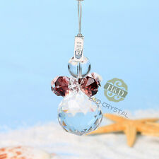 1pc Fancy 30mm Crystal Ball Suncatcher Xmas Decoe Pendant Prism Beauty Ornament