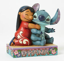 Disney Traditions 4043643 Ohana Means Family Lilo & Stitch New & Boxed