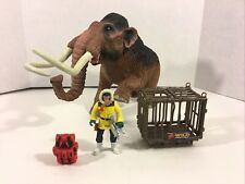 Animal Planet Wild Arctic Woolly Mammoth Action Figure Playset - Chap Mei