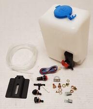 Scheibenwaschbehälter 1,2 L incl Pumpe & Zubehör Fiat 124 Spider, Fiat 500, 600,