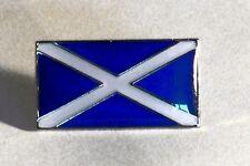 Métal Émail Épinglette Broche Drapeau Ecossais Ecosse Écosse National