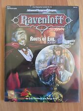 Roots of Evil Ravenloft TSR 9413 RM1 Dungeons & Dragons 2nd new SW