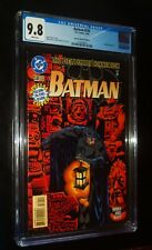 BATMAN #530 Glow in the Dark Edition 1996 DC Comics CGC 9.8 NM-MT White Pages