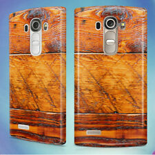 WOOD HARD BACK CASE COVER FOR LG PHONES