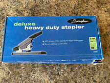 Swingline Deluxe Heavy-Duty All Metal Stapler 160-Sheet Capacity 39005