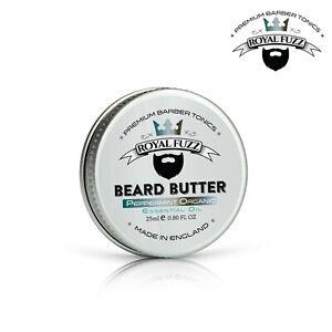 Organic Peppermint - Beard Butter 25ml | Premium Barber Tonics | ROYAL FUZZ ®