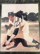 RARE SANDY KOUFAX  SIGNED PHOTO 8X10 HOF,w/certificate of authenticity LaDODGERS