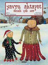 """"""" Yavru Ahtapot Olmak Cok Zor - Sara Sahinkanat """"- Turkish Children's Book 2016"""